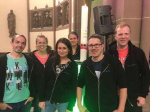 Lichtwerk-Team goes Samuel